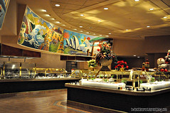 Pacific Station at Mystic Lake Buffet ~ Prior Lake, MN