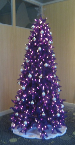 Oh Purple Tree