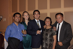 TANOCAL Christmas Party (besighyawn) Tags: restaurant berkeley christmasparty 2010 hslordships ajscamera tanocal aljayb