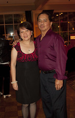 TANOCAL Christmas Party (besighyawn) Tags: restaurant berkeley christmasparty 2010 hslordships ajscamera josephinec tanocal orlandoc