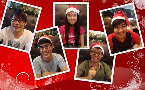 Calvin,Chern Jung,Chee Li Kee,Wen Jie and Chin Ming
