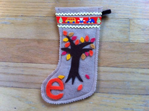 everett's stocking