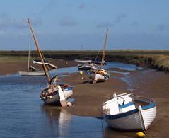 Blakeney (Truly Julie) Tags: england water reflections landscape boats photography coast norfolk wash blakeney northnorfolk gamewinner 15challengeswinner friendlychallenges agcgwinner gamex2winner gamex3winner pregamewinner