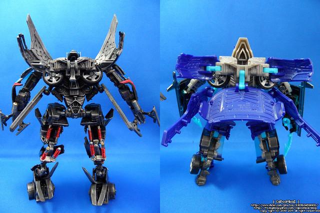 Transformers ROTF Jolt juguete 9