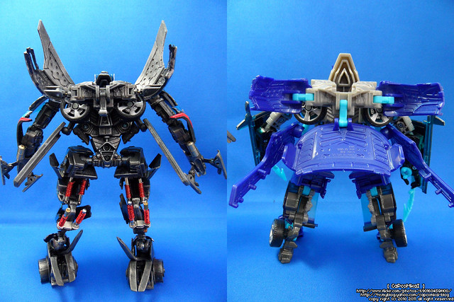 Transformers ROTF Jolt toy 9