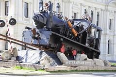 Steampunk Engine (Saumil U. Shah) Tags: new newzealand engine zealand nz otago locomotive aotearoa oamaru shah steampunk saumil saumilshah