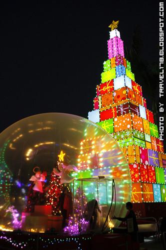 2010新光三越聖誕節_4361