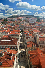 """Lisbon Cityscape • <a style=""""font-size:0.8em;"""" href=""""http://www.flickr.com/photos/45090765@N05/5303754966/"""" target=""""_blank"""">View on Flickr</a>"""