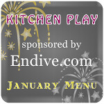 Endive button graphic