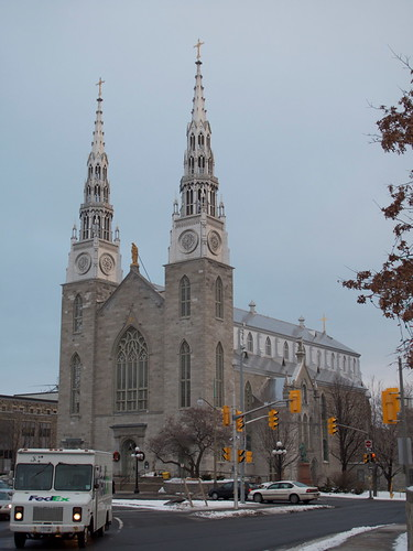 Ottawa Notre Dame Cathedral