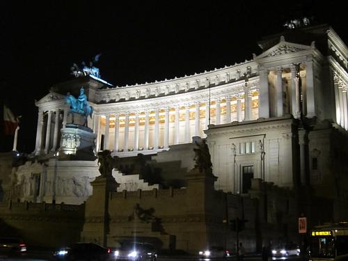 威尼斯广场夜景