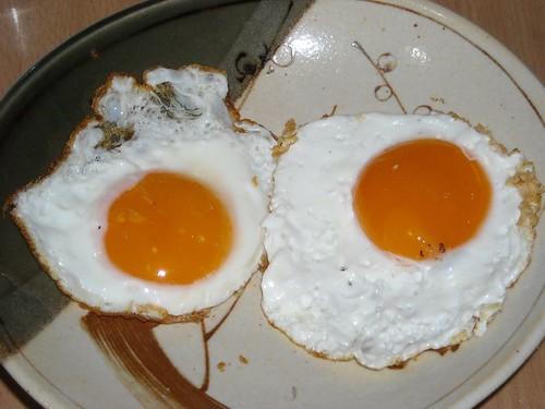 自家正港土雞蛋