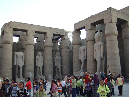 First Stop: Luxor Temple