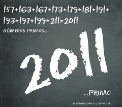 2011 is a prime number