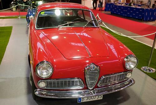 L9770477 - Auto Retro 2010 Alfa Romeo Giulia 1600 Sprint (1962)