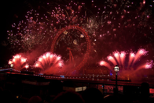 Fireworks London New Years Eve. London Fireworks on New Year's