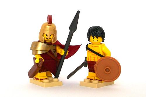 Ares & Hercules