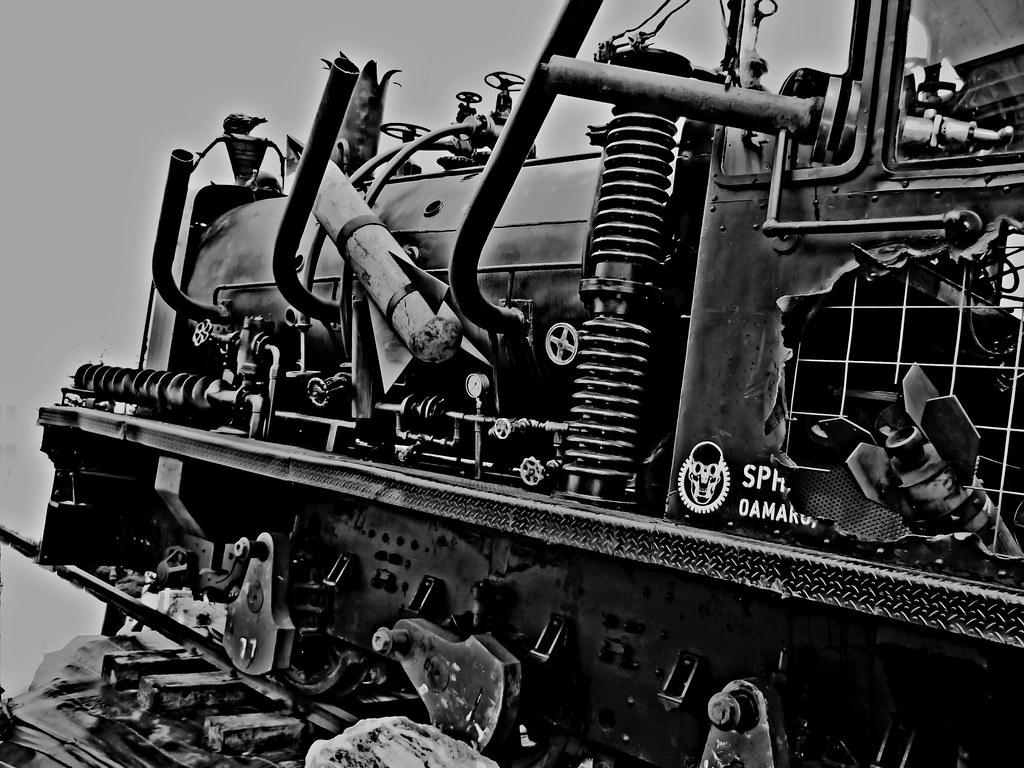 Steampunk Oamaru 2011