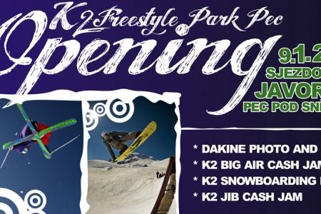 K2 Frestyle Park Pec Opening