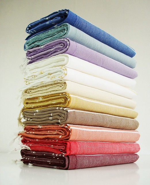 PESTEMAL TOWELS
