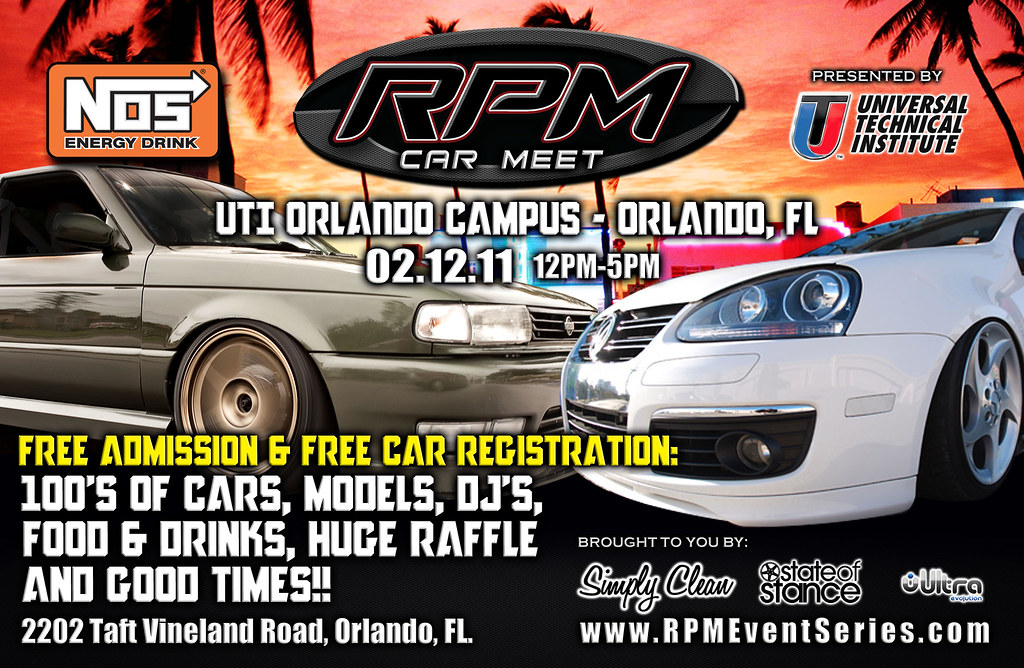 Car Shows Events Meets General Discussion Facepunch Forum - Car show in orlando this weekend