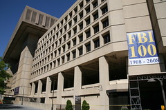 FBI headquarters in DC (by: cliff1066, creative commons license)