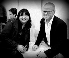 Heston Blumenthal Book Signing at Taste of Christmas