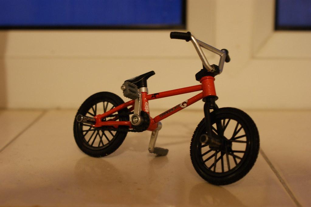 Nigel Sylvester Flick Trix Bike