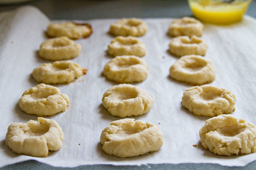 Lemon Snowdrop Cookies - 4
