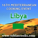 16th Mediterranean cooking event - Libya - tobias cooks! - 10.01.2011-10.02.2011