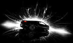 Lamborghini Spark (Troy Witte Photography) Tags: car photoshop computer design 3d cg maya automotive vehicle spark lamborghini visualisation generated gallardo cgi mentalray lp5604
