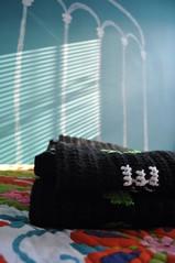 DSC_1237 (anapetree) Tags: wool handmade crafts crochet spaceinvaders yarn videogames blanket afghan theme arcadegame