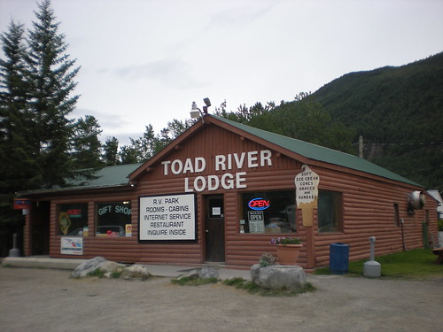 Toad River Lodge, Alaska Highway