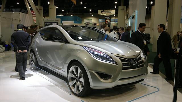 CES Hyundai Nuvis