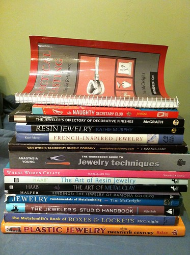 My Favorite Jewelry Books