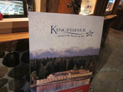 Kingfisher Oceanside Spa & Resort (Courtenay/Royston BC)