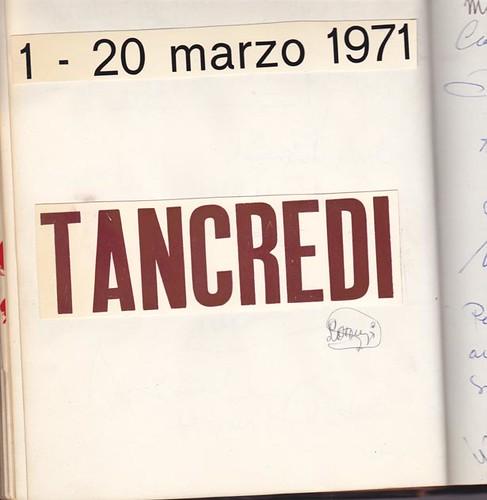 tancredi 71 firme