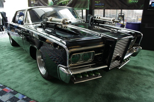 Green Hornet Black Beuaty
