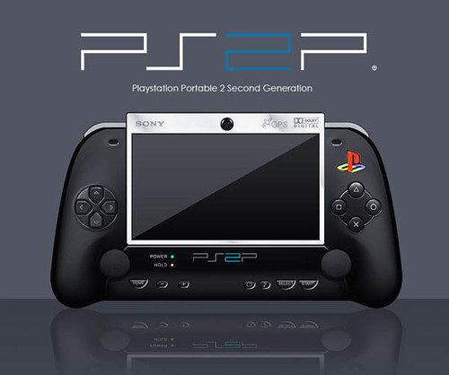 Sony Announcing The PSP2