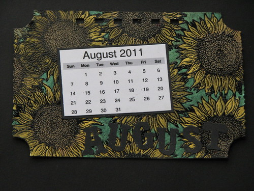 Ranger Technique Calendar - August - Perfect Pearls 015