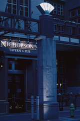 Nicholsons_Ex_Night2x3 (MSA architects) Tags: field architecture football pub miami stadium kentucky cincinnati soccer stlouis nightclub architect xmen churchofthegoodshepherd louisville xavier uc backstage universalstudios reds bang turner madeira baldwin nku moeller crestview westchester universityofcincinnati rookwood guilford norse bearcat stxavier stluke greatamerican msa bootsys lenscrafters yager fairborn knoxpresbyterian kentuckyspeedway michaelschuster nicholsons knowledgeworks deskey sistersofnotredame governemntsquare yagoot collegeofmountstjoseph miamimiddletown