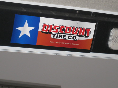 discount tire co. Now sponsored by Discount Tire