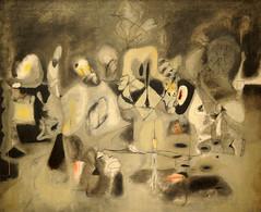 Arshile Gorky. Diary of a Seducer. 1945. MoMA, NYC (renzodionigi) Tags: nyc newyork painting contemporaryart modernart moma arthistory pittura