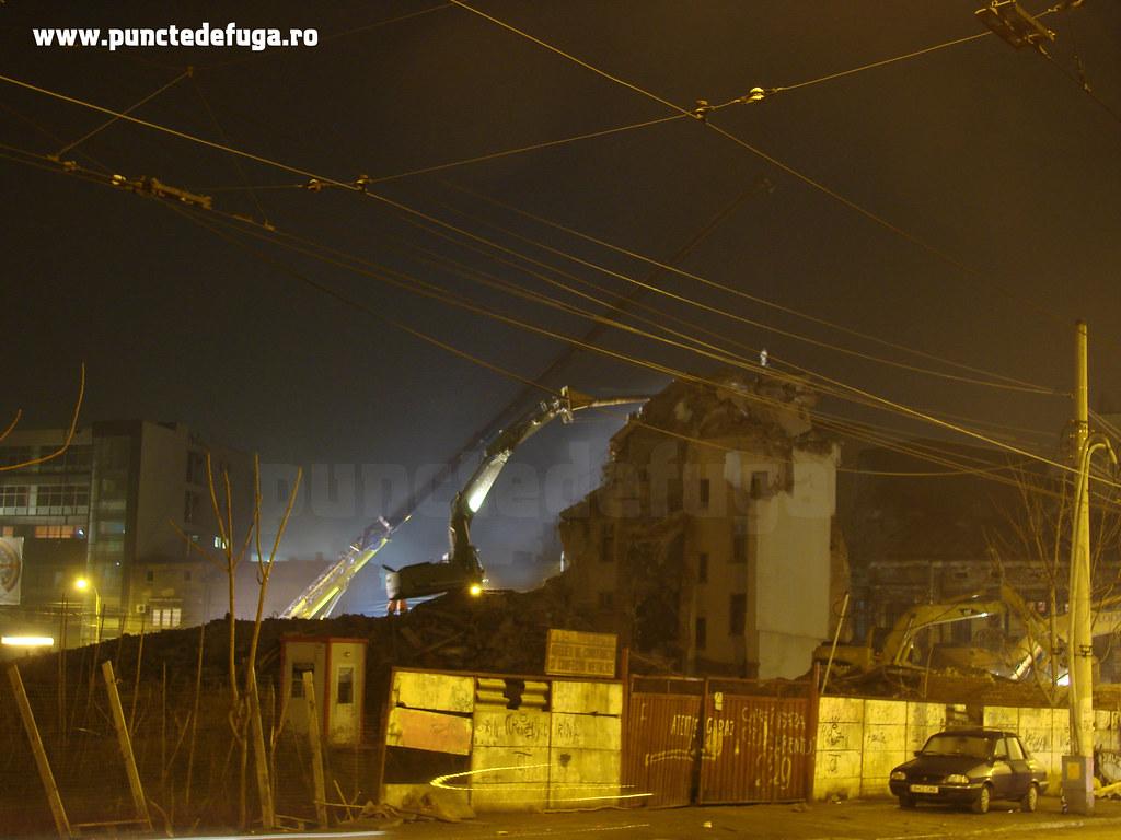 demolare cinema feroviar