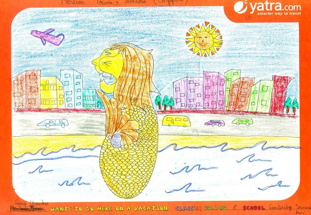 Dream Yatra Painting Contest