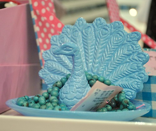 Rice DK peacock bowl