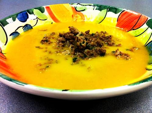 How Do I Improve Winter Squash Soup?