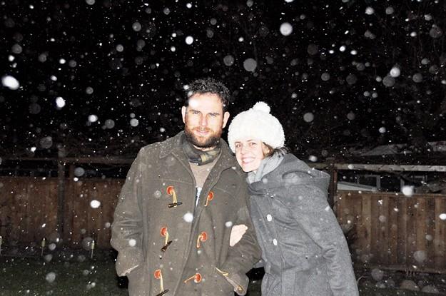 snowing 625