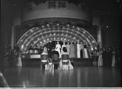 Fox Films function at Trocadero, 1 August 1946 (State Library of New South Wales collection) Tags: statelibraryofnewsouthwales