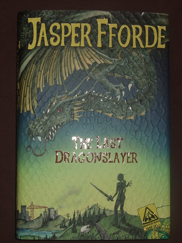 February books: The last dragonslayer
